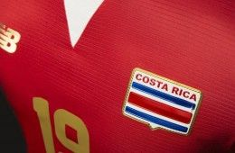 Costa Rica maglie Copa America 2016
