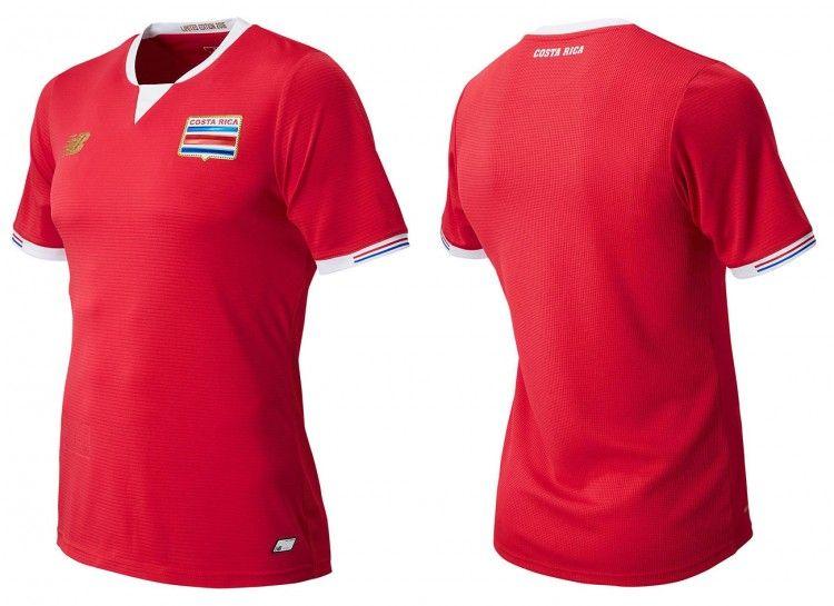 Maglia Costa Rica Copa America Centenario 2016