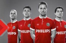 PSV Heritage kit cover