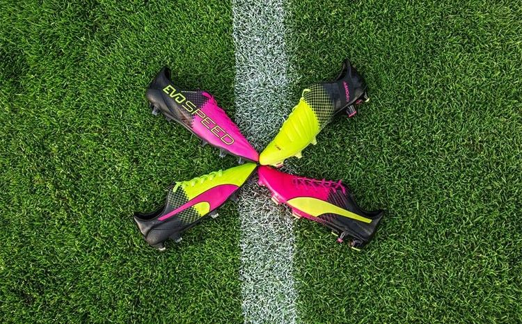 Puma evoSpeed evoPower Tricks 2016