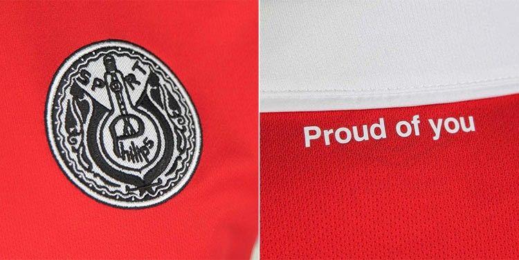 Stemma PSV 1917-1937 maglia Heritage