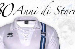 Pescara Calcio maglia 80 anni