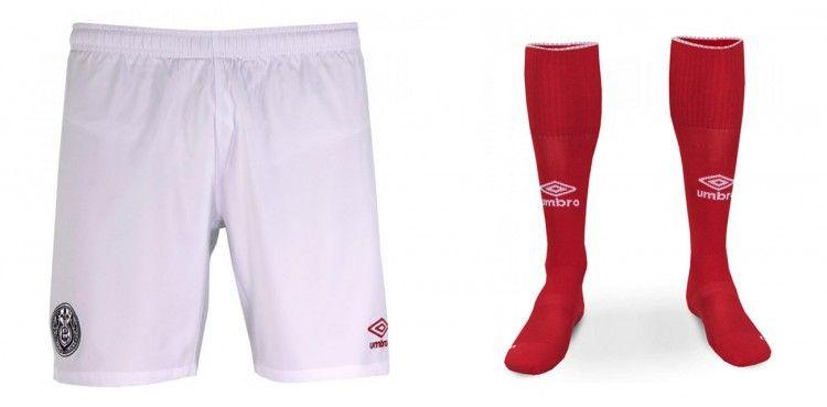 Pantaloncini e calzettoni PSV Heritage