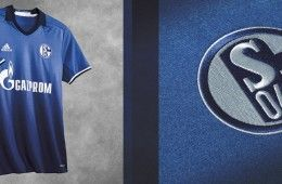 Schalke 04 maglia 2016-2017