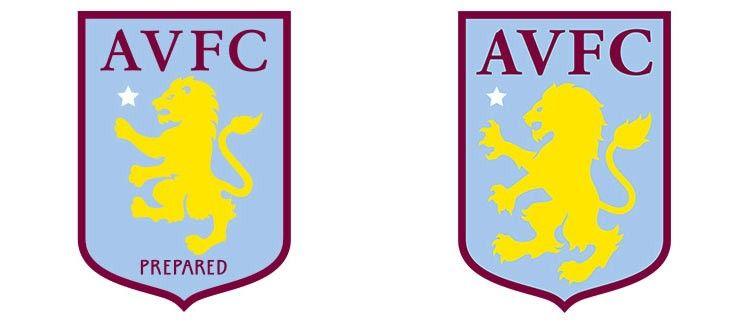 Nuovo stemma Aston Villa 2016