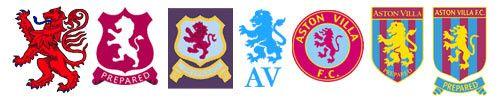 Storia stemma Aston Villa