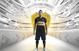 Tevez terza divisa Boca Juniors 2016
