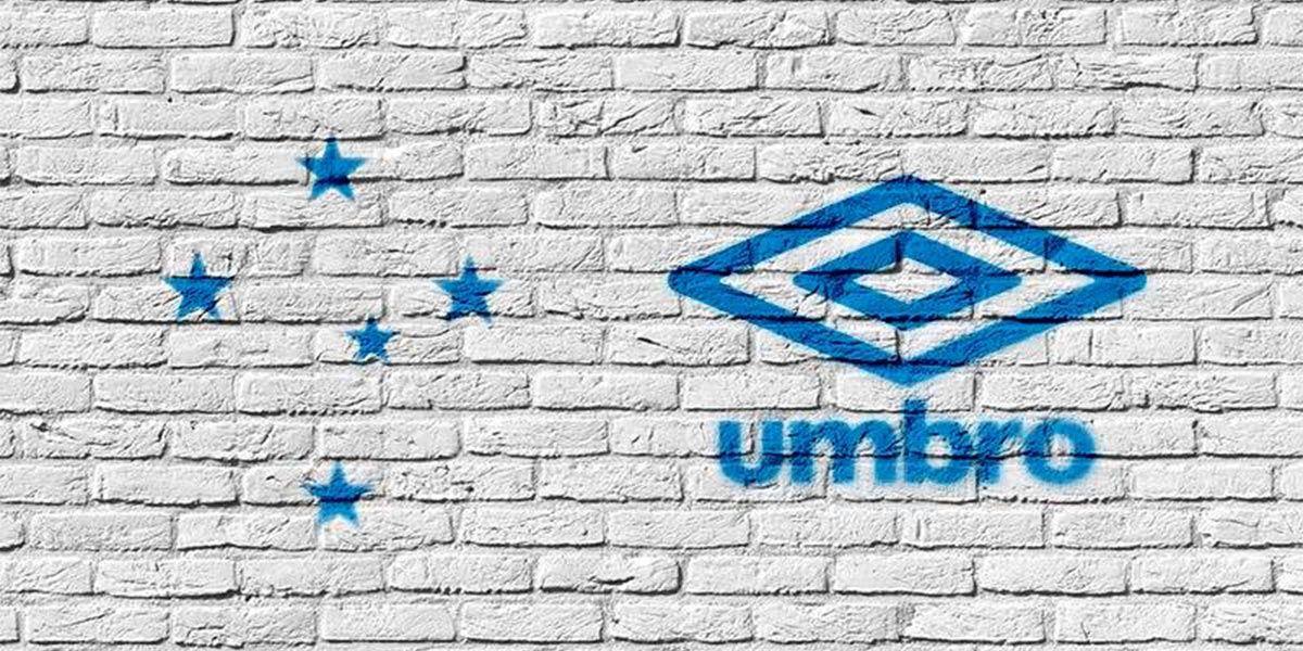 Umbro sponsor tecnico Cruzeiro
