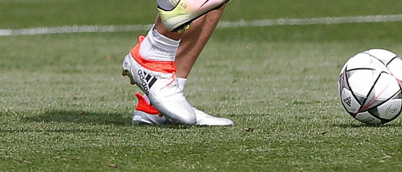 Gareth Bale, adidas PureChaos