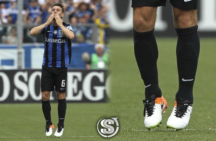 Gianpaolo Bellini (Atalanta) - Nike Tiempo Legend VI