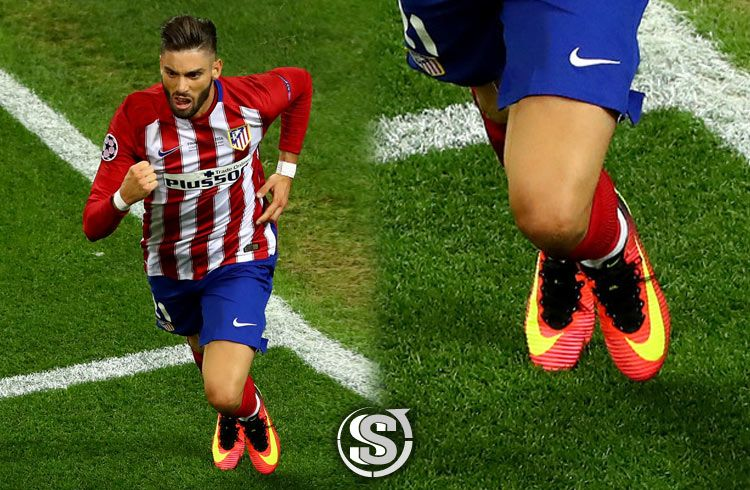 Ferreira Carrasco (Atletico Madrid) - Nike Mercurial Vapor XI