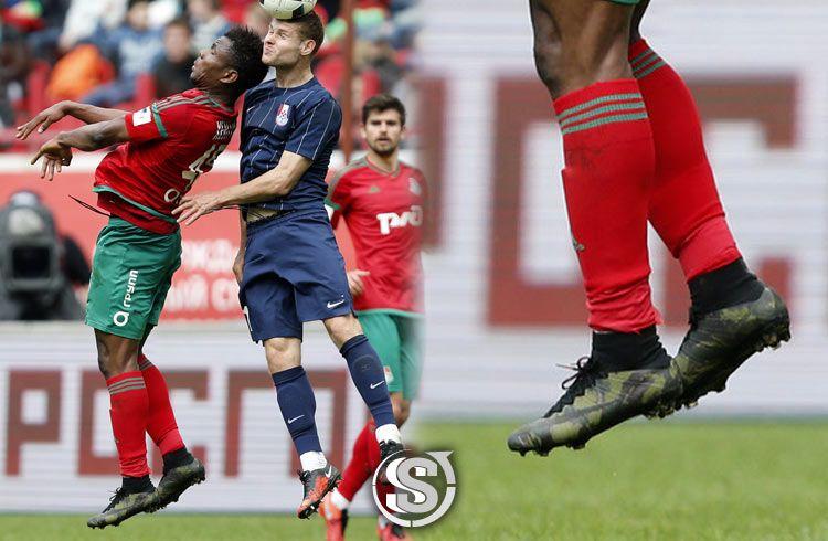 Ezekiel Henty (Lokomotiv Mosca) - Nike Mercurial Superfly IV Camo