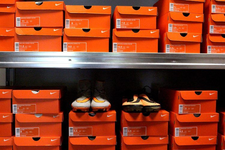 Scarpe Nike Hypervenom Phantom I e II