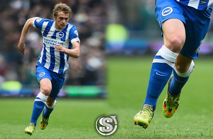 James Wilson (Brighton & Hove Albion) - adidas MESSI 15.1