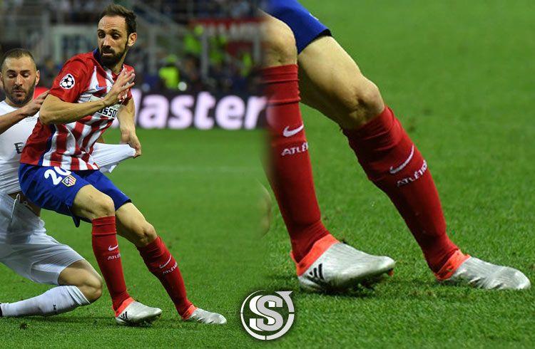 Juanfran (Atletico Madrid) - adidas X16+ PureChaos