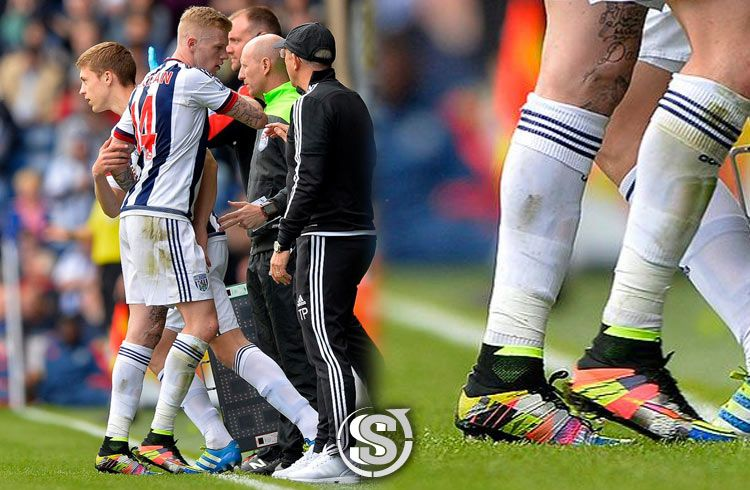 James McClean (Stoke City) - Nike What the...Mercurial