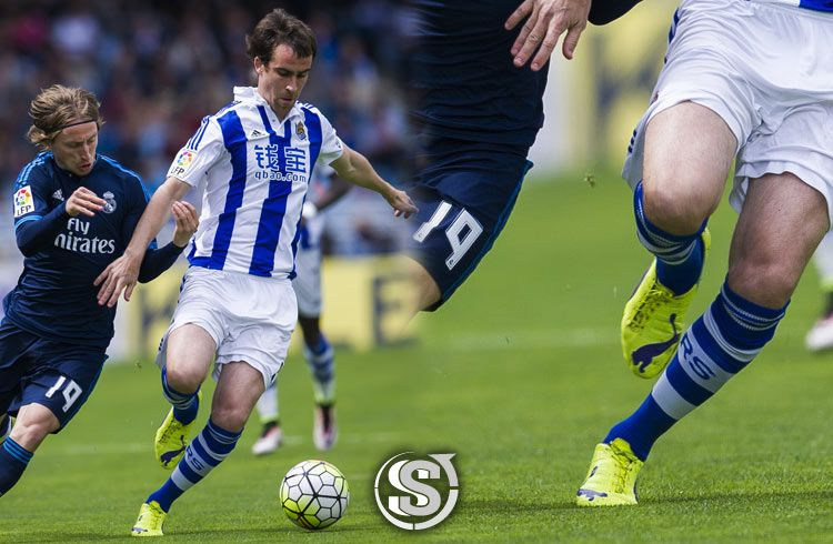 Mikel Gonzalez (Real Sociedad) - Puma EvoPower 1