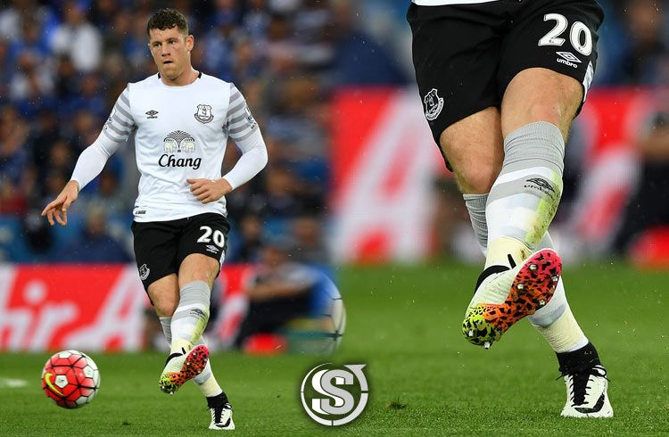 Ross Barkley (Everton) - Nike HyperVenom Phantom II