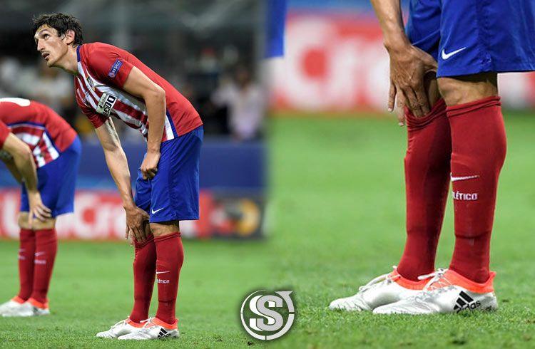 Stefan Savic (Atletico Madrid) - adidas X16.1