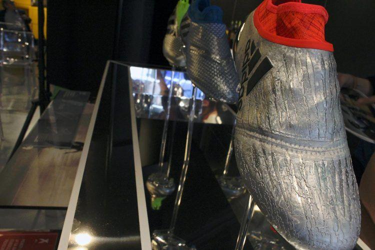 Nuove X16 adidas presentate a Milano