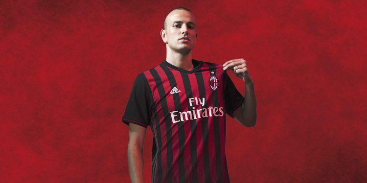 Antonelli maglia Milan 2016-17