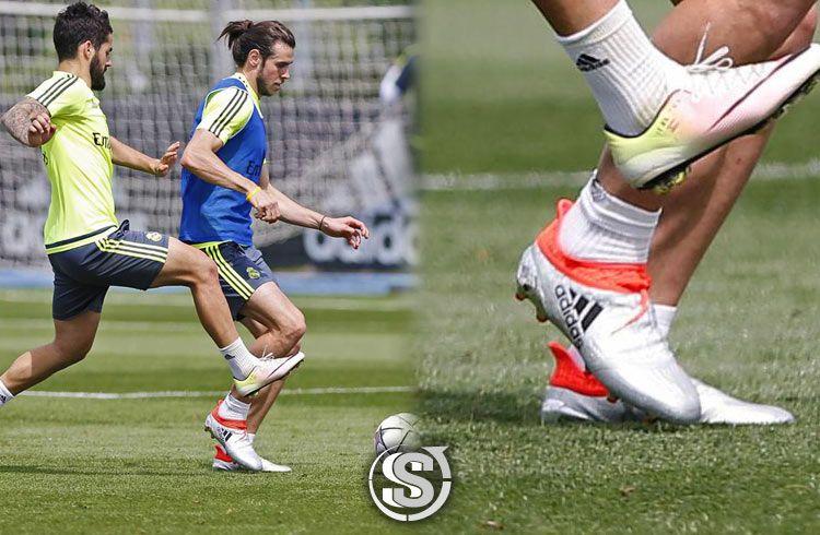 Bale con le adidas X16 PureChaos