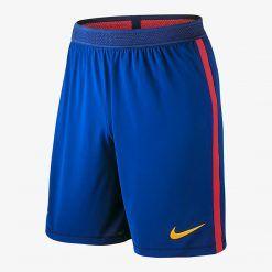 Calzoncini Barcellona blu 2016-17