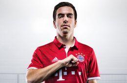 Kit Bayern Monaco 2016-17 Lahm