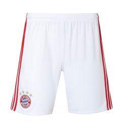 Pantaloncini Bayern Monaco bianchi 2016-17