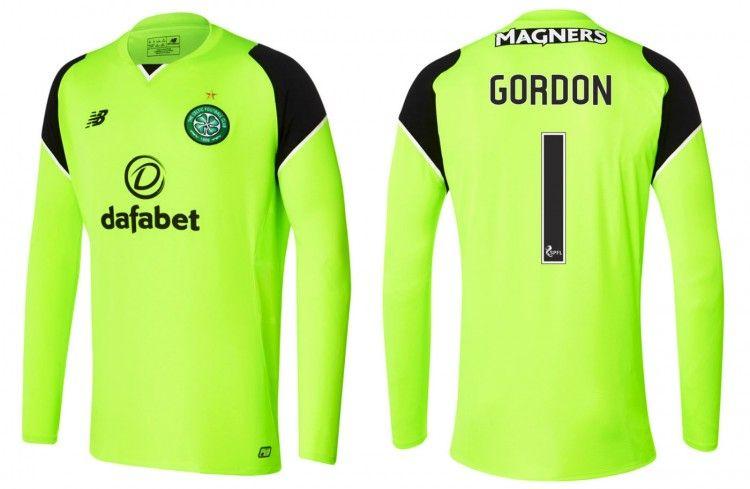 Celtic maglia portiere 2016-17