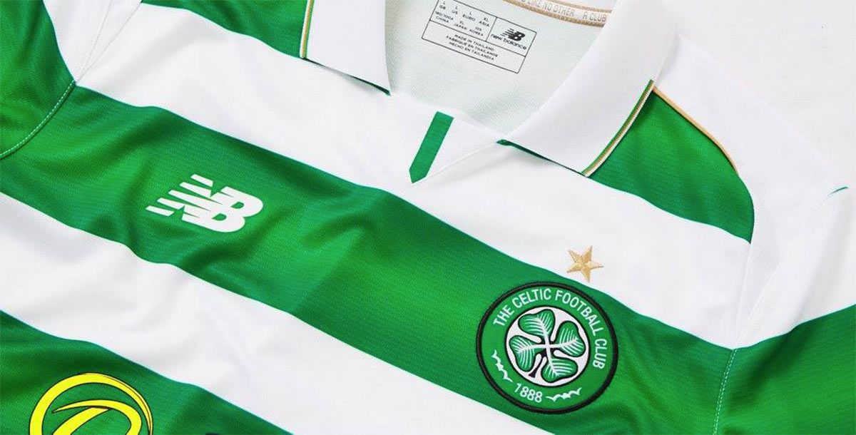 Kit home Celtic FC 2016-17