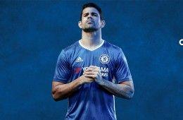 Kit Chelsea 2016-2017 adidas