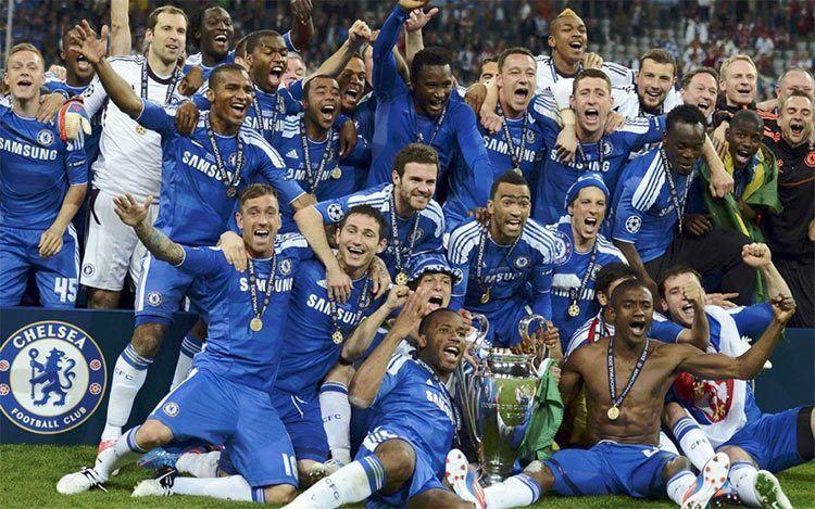 Vittoria Chelsea Champions League