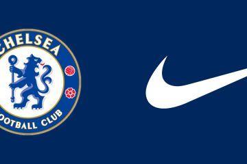 Chelsea Nike sponsor tecnico