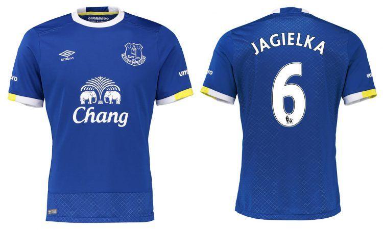 Maglia Everton 2016-2017 Umbro