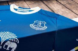 Presentazione maglia Everton 2016-17