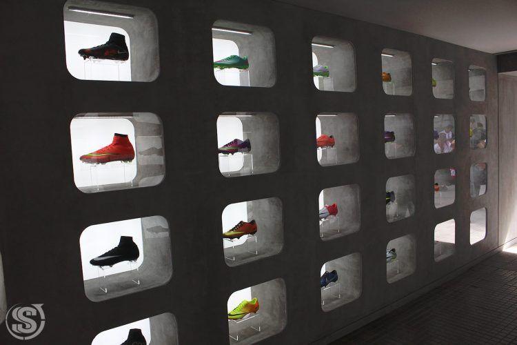 Galleria Nike Mercurial, la storia della scarpa da calcio