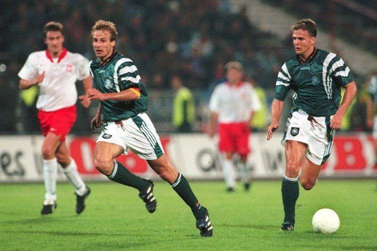 Polonia-Germania 1996