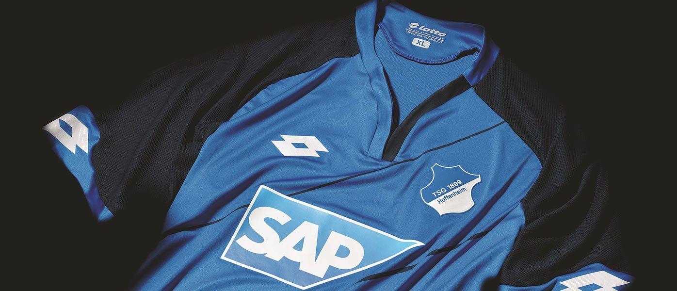 Presentazione maglia Hoffenheim 2016-17