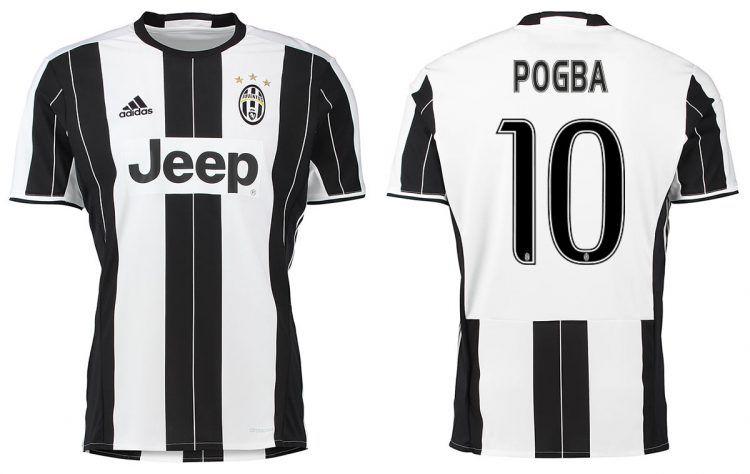 Maglia Juventus 2016-2017 home