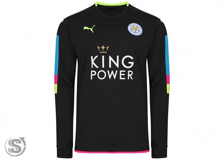 Leicester maglia portiere 2016-2017