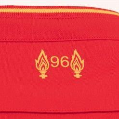 Fiamme 96 maglia Liverpool 2016-17