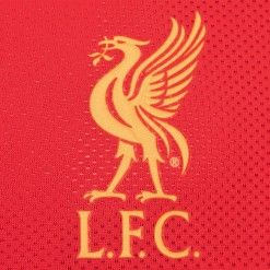 Stemma Liver Bird maglia Liverpool 2016-17