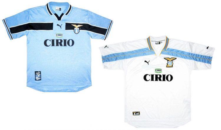 Maglie Lazio Puma 1999-2000