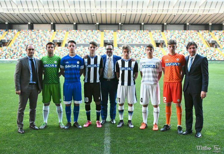 Maglie Udinese 2016-2017 Hs Football