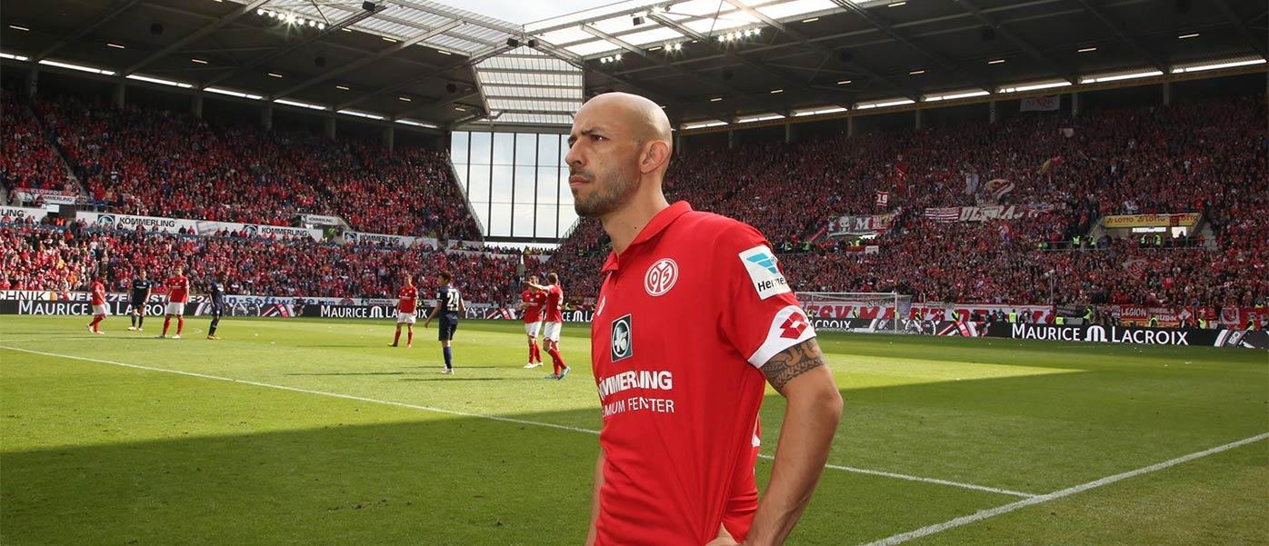 Presentazione maglia Mainz 06 2016-17