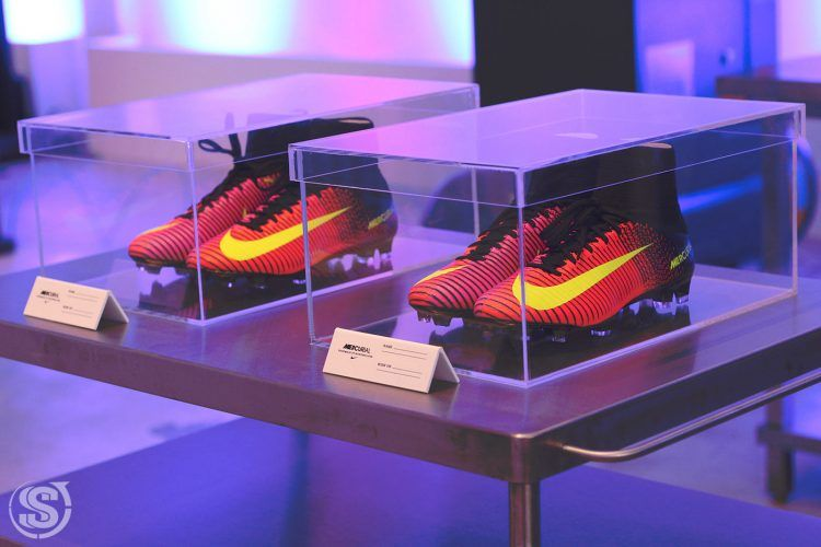 Nike Mercurial Superfly V - The Science of Speed