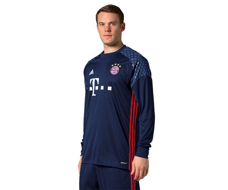Neuer maglia portiere Bayern Monaco 16-17