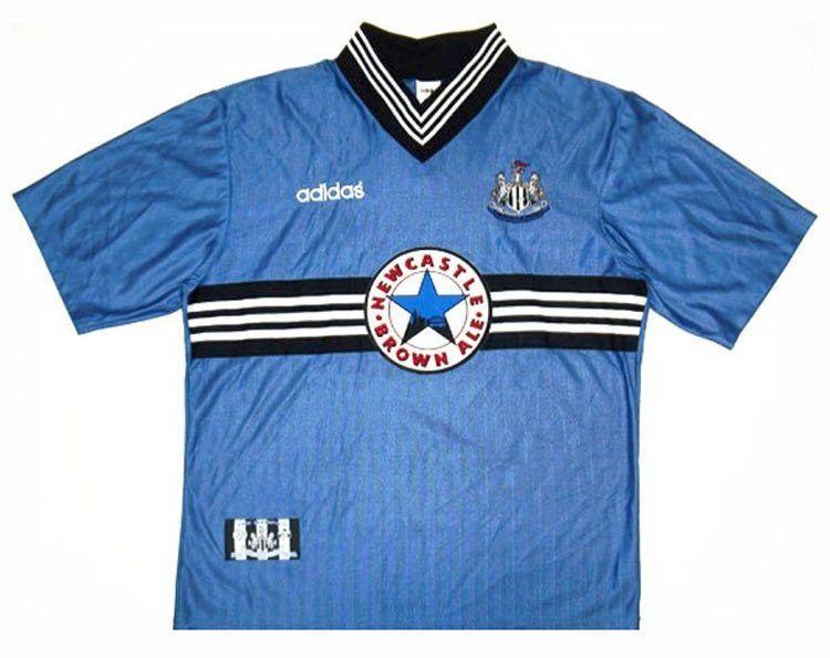 Maglia Newcastle away 1996-97