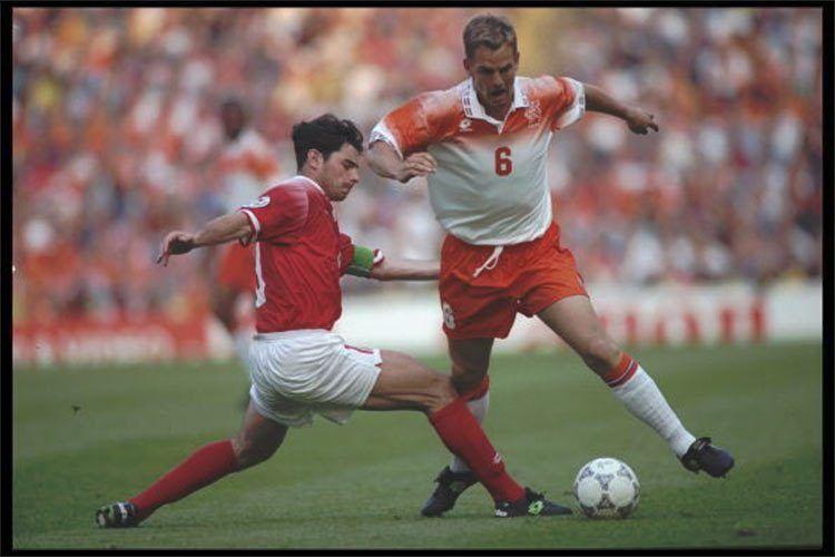 Olanda-Svizzera Europei 1996